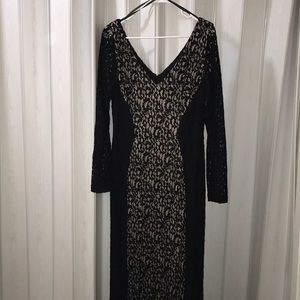 David Meister Formal Gown